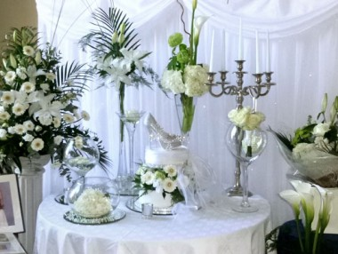 Wedding fair at Eltham Lodge