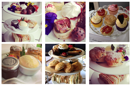 Afternoon Teas & Tours