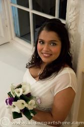 neesha & chris wedding